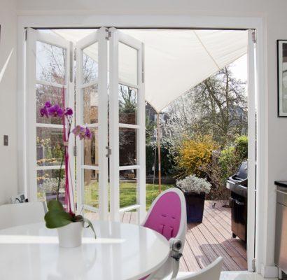 SW2 – Telford Avenue – Bi-folding, French Patio Doors and Casement Windows