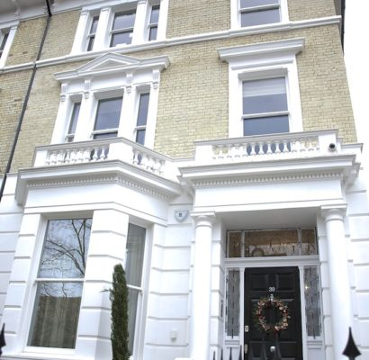 SW10 – Chelsea – Sash, Casement and French Windows