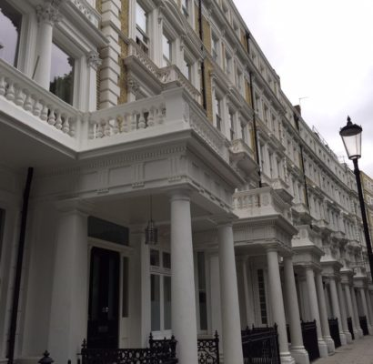 SW5 – Courtfield Gardens – Terraced House