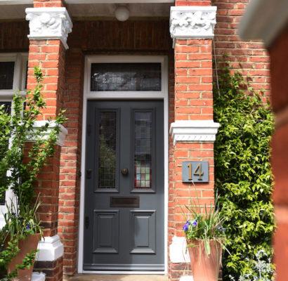 NW3 – Hampstead – Bespoke Entry Door