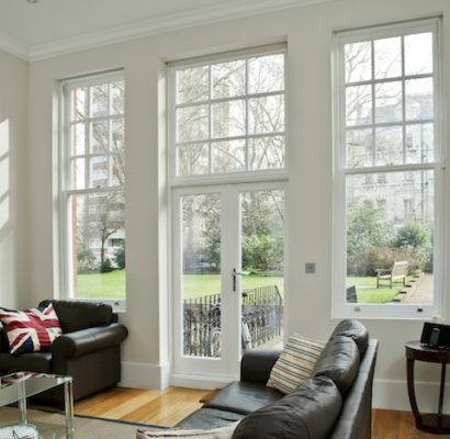 SW7 – Chelsea – Timber French Doors