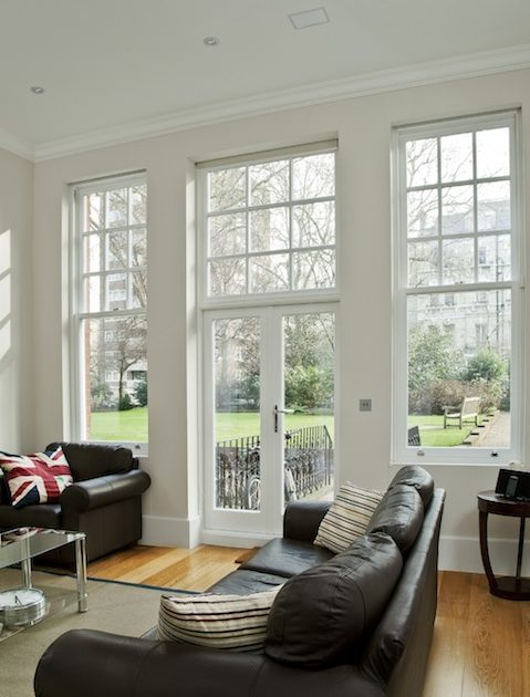 Chelsea - Timber French Doors - SW7 – Chelsea – Timber French Doors - image 1