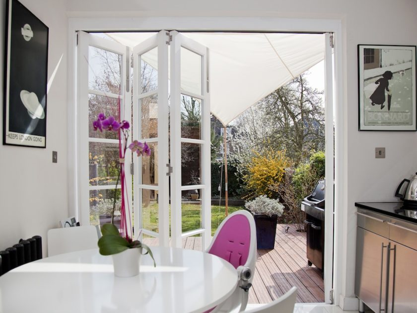 Streatham Hill Timber Bi-fold Doors - SW2 – Streatham Hill – Bi-folding, French Patio Doors and Casement Windows - image 1