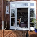 Streatham Hill Timber Patio Doors - SW2 – Streatham Hill – Bi-folding, French Patio Doors and Casement Windows - image 4