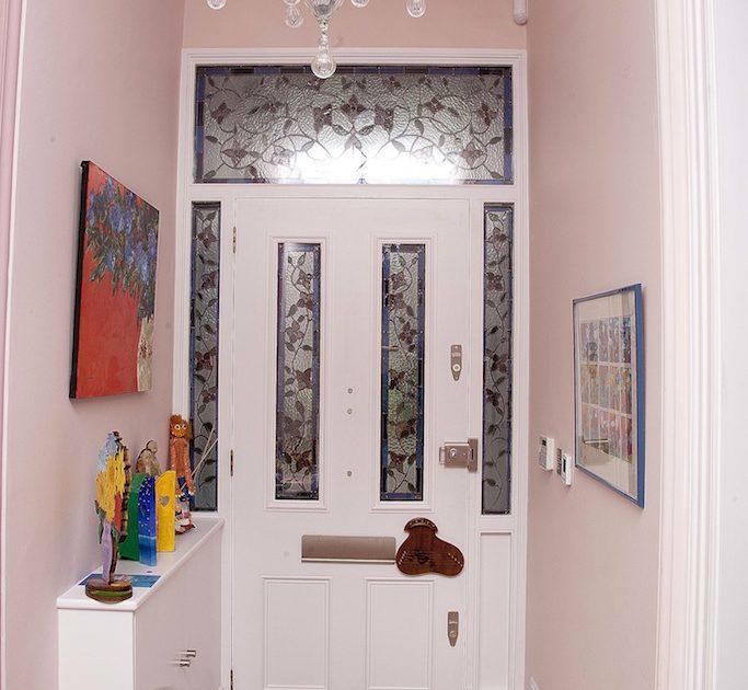 Hampstead - Timber Entry Door - NW3 – Hampstead – Timber Sash Windows - image 4