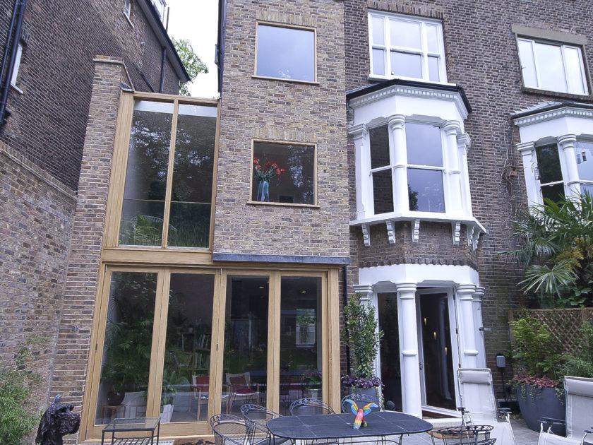 Hampstead Timber Doors - NW3 – Hampstead – Timber Sash Windows - image 22