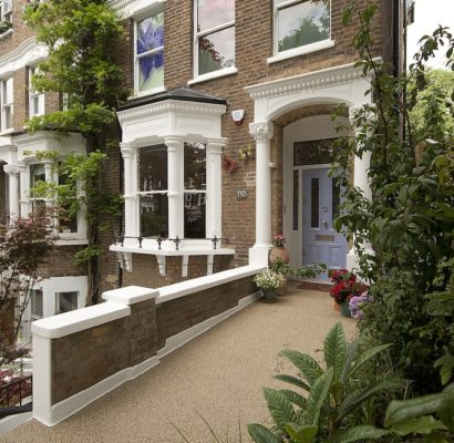NW3 – Hampstead – Timber Sash Windows