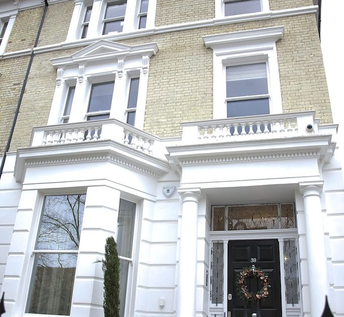 Chelsea Timber Sash Windows - SW10 – Chelsea – Timber Sash – Casement and French Windows - image 1