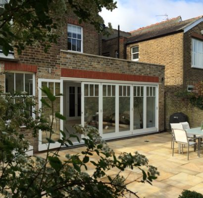 W4 – Chiswick – Timber Hybrid Bi-fold Door