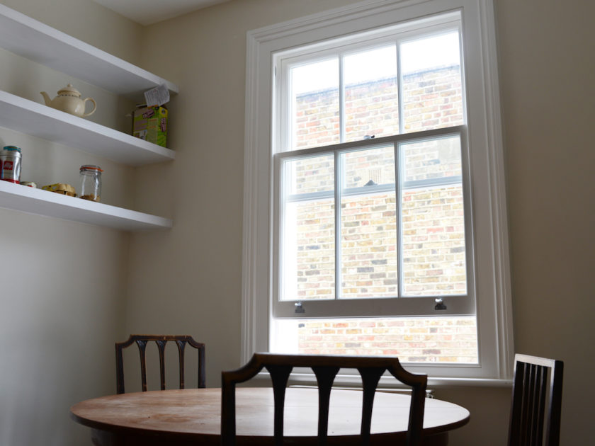 Ladbroke Grove Timber Sash Windows - W10 – Chesterton Road – Sash Windows and Doors - image 9