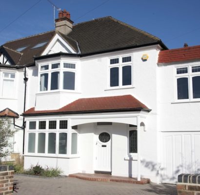 SW16 – Streatham Hill – Timber Windows – Keep Existing Glass