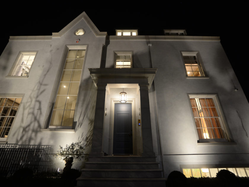 St John's Wood Timber Sash Windows - NW8 – St John's Wood – Bespoke Sash Windows & Garage Structure - image 45
