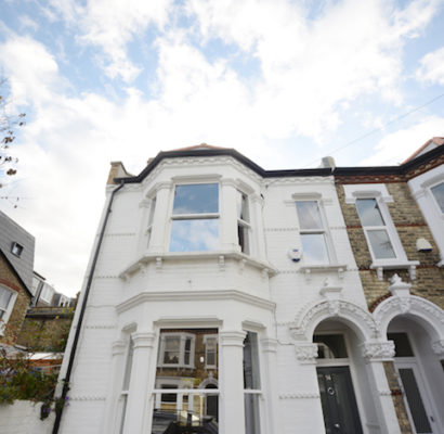 SW11 – Clapham – Timber Sash Windows