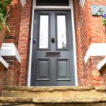 Hampstead Timber Entry Door - NW3 – Hampstead – Bespoke Timber Entry Door - image 2