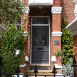 Hampstead Timber Entry Door - NW3 – Hampstead – Bespoke Timber Entry Door - image 5