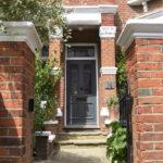 Hampstead Timber Entry Door - NW3 – Hampstead – Bespoke Timber Entry Door - image 6