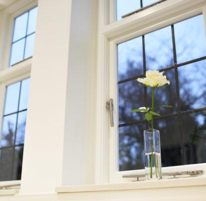 NW11 – Hampstead Garden Suburb – Timber Casement Windows
