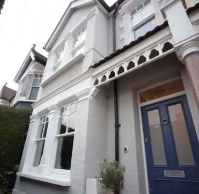 SW14 – Richmond – Timber Sash Windows