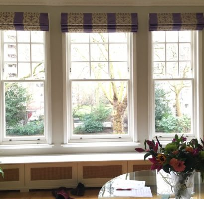 SW7 – Kensington – Traditional Box Sash Windows