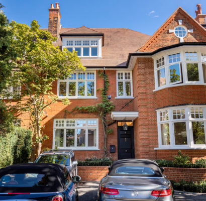 NW3 – Hampstead – Heritage Casement Windows